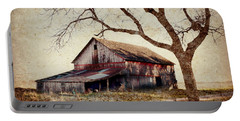 Beautiful Red Barn-near Ogden Portable Battery Charger