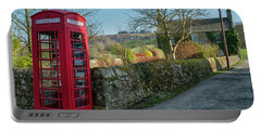 Portable Battery Charger featuring the photograph Beautiful Rural Scotland by Jeremy Lavender Photography