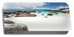 Beautiful South African Beach Landscape Portable Battery Charger