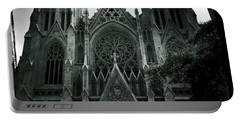 Beautiful St Patricks Cathedral Portable Battery Charger