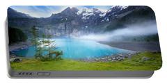 Beautiful Switzerland Portable Battery Charger