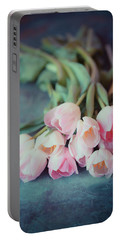 Beautiful Tulips Portable Battery Charger