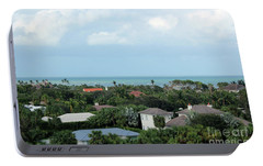 Portable Battery Charger featuring the photograph Beautiful Vero Beach Florida by Megan Dirsa-DuBois