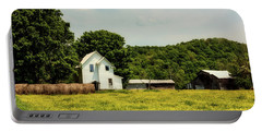 Beautiful West Virginia Portable Battery Charger by L O C