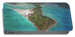 Portable Battery Charger featuring the photograph Beautiful Whitsundays by Az Jackson