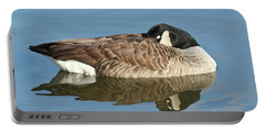 Beauty At Rest Portable Battery Charger by Anita Oakley