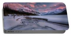 Beauty Creek, Jasper National Park Portable Battery Charger