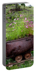 Portable Battery Charger featuring the photograph Beauty Is Just A Seed Away by Natalie Ortiz
