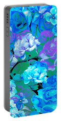 Beauty Of Blue Portable Battery Charger