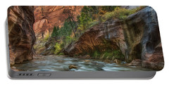Beauty Of The Narrows Portable Battery Charger
