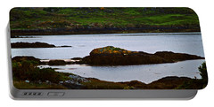 Portable Battery Charger featuring the photograph Beauty On The Rocks by Patricia Griffin Brett
