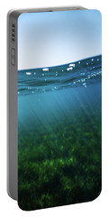 Beauty Under The Water Portable Battery Charger