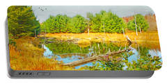 Beaver Pond Portable Battery Charger