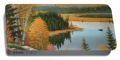 Beaver Pond Lookout Portable Battery Charger