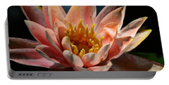 Beckoning The Sun Water Lily Portable Battery Charger