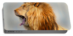 Bed Head - Lion Portable Battery Charger