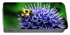 Bee And Thistle Portable Battery Charger