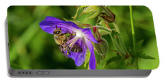 Bee At Work Portable Battery Charger