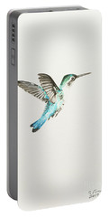 Bee Hummingbird Portable Battery Charger
