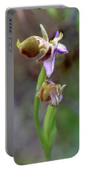 Bee Orchid Portable Battery Charger