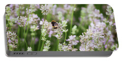 Bee Pollen Portable Battery Charger