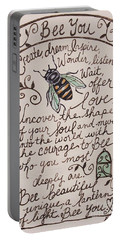 Bee You Portable Battery Charger