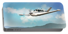 Beechcraft Bonanza V Tail Portable Battery Charger