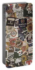 Beers Of The World Portable Battery Charger