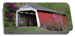 Beeson Covered Bridge Portable Battery Charger