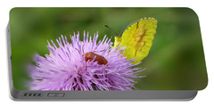 Beetle Butterfly Portable Battery Charger