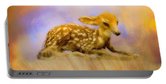 Beginning Fawn  Portable Battery Charger