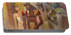 Beginnings. Gods Of Ancient Egypt Portable Battery Charger