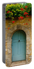 Behind The Blue Door Portable Battery Charger
