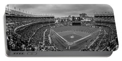 Behind The Plate Yankee Stadium  Portable Battery Charger