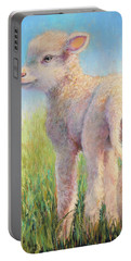 Behold The Lamb Portable Battery Charger