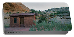 Behunin Cabin Capital Reef Portable Battery Charger
