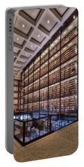 Beinecke Rare Book And Manuscript Library Portable Battery Charger