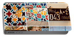 Beirut Colorful Life Portable Battery Charger
