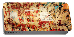 Beirut Funky Wall Art  Portable Battery Charger