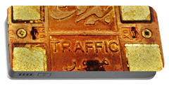 Beirut Traffic Portable Battery Charger