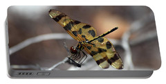 Bejeweled Wings Portable Battery Charger