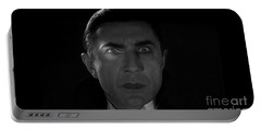 Bela Lugosi  Dracula 1931 And His Piercing Eyes Portable Battery Charger
