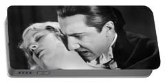 Bela Lugosi  Dracula 1931  Feast On Mina Helen Chandler Portable Battery Charger