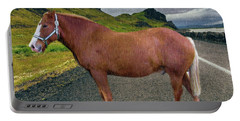 Belgian Horse Portable Battery Charger