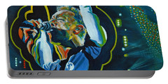 Believe In Love - Chris Martin Portable Battery Charger