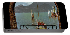 Bella Varenna - For Print Or Wrapped Canvas Portable Battery Charger