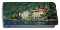 Bellano On Lake Como Portable Battery Charger