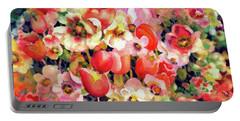 Belle Fleurs II Portable Battery Charger