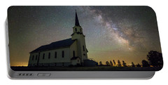 Portable Battery Charger featuring the photograph Belleview by Aaron J Groen