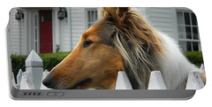 Bellingham Collie Portable Battery Charger